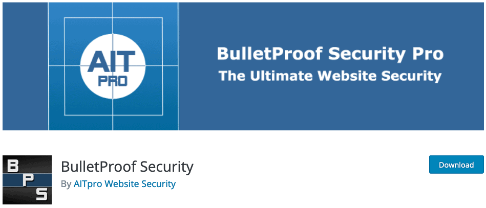BulletProof-Security-Wordpress-Plugin