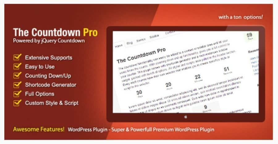 Countdown-Pro-WordPress-Plugin