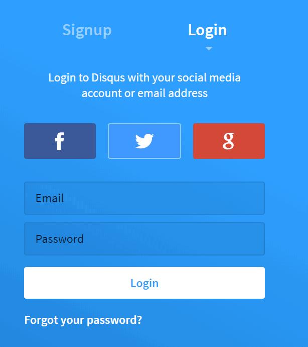 Social-media-sign-in-plugin