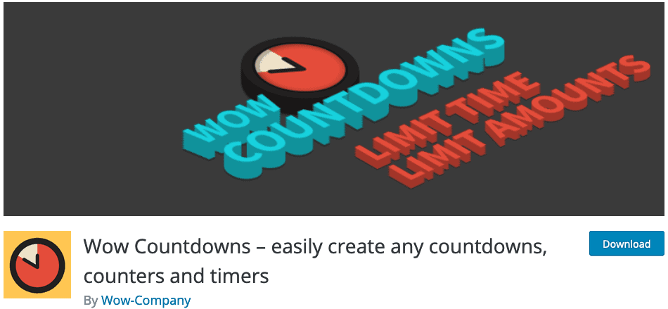 Wow-Countdown-WordPress-Plugin
