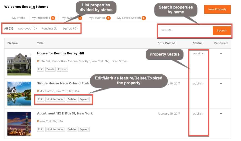 Essential Real Estate Plug-in