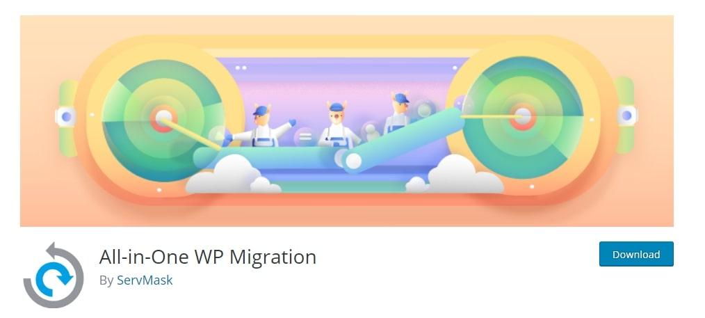 wordpress migration plugin