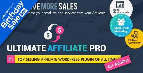 Affiliate Pro WordPress Plugin