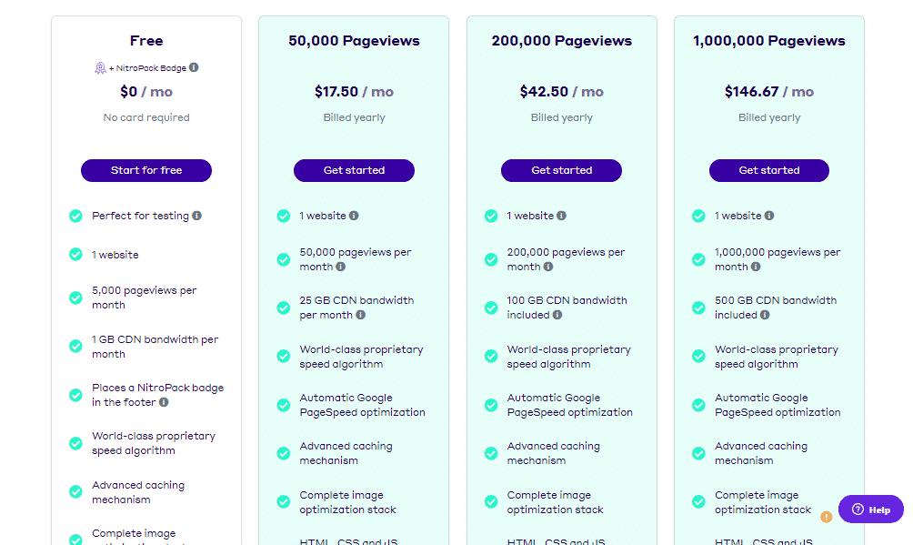 nitropack pricing