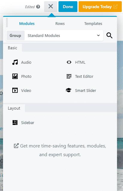 beaver interface