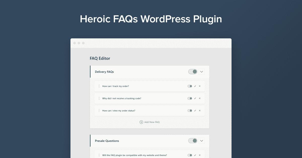 Heroic FAQ